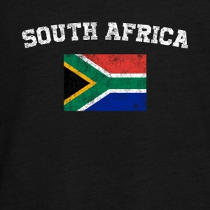 South African Flag Shirt - Vintage South Africa T- - Teenagers' Premium Longsleeve Shirt