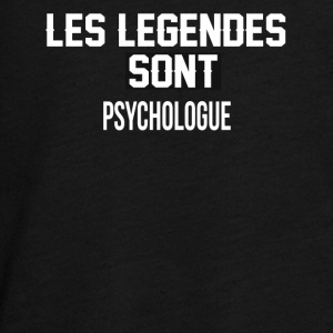 Psychologue - T-shirt manches longues Premium Ado