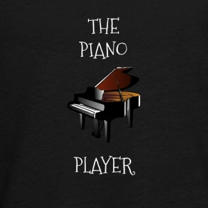 The piano player - Teenagers' Premium Longsleeve Shirt