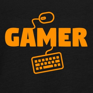 Gamer - Teenager Premium Langarmshirt