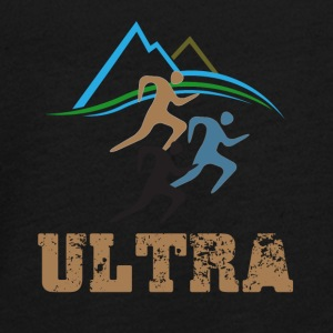 Ultra Running - Teenagers' Premium Longsleeve Shirt