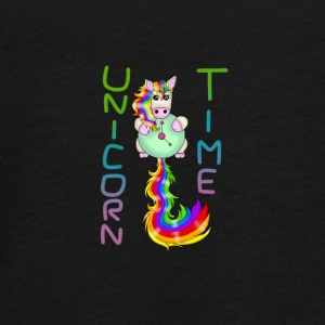 UNICORN TIME - Teenagers' Premium Longsleeve Shirt