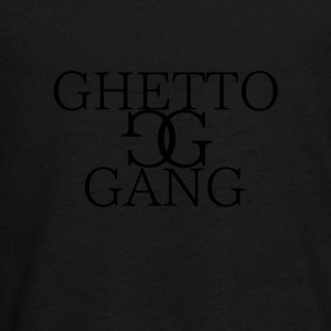 GHETTO GANG - Teenager Premium shirt met lange mouwen