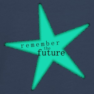 Remember the future - Teenagers' Premium Longsleeve Shirt
