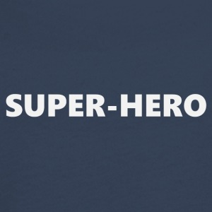 Super Hero V2bkEN - Teenager Premium Langarmshirt