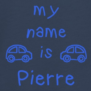 PIERRE MY NAME IS - T-shirt manches longues Premium Ado