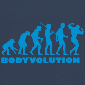 evolution of the body - Teenagers' Premium Longsleeve Shirt