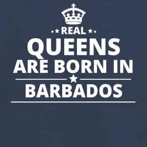LOVE GIFT queensborn in BARBADOS - Teenagers' Premium Longsleeve Shirt