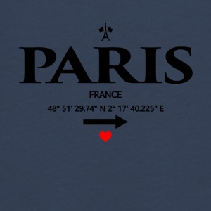 Paris - France - Teenager Premium Langarmshirt