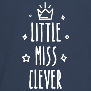 Little miss Clever - Teenager Premium Langarmshirt
