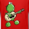 Rock and Pop Frog - Grenouille - T-shirt manches longues Premium Ado