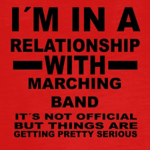 Relationship with MARCHING BAND - Teenagers' Premium Longsleeve Shirt