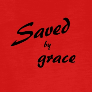 saved by grace - T-shirt manches longues Premium Ado