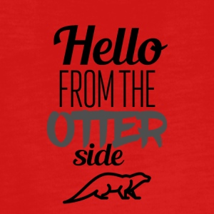 Hello from the otterside - Teenagers' Premium Longsleeve Shirt