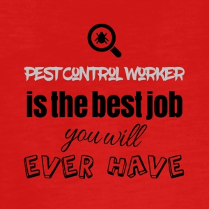 Pest Control Worker is the best job you will have - Teenager Premium Langarmshirt