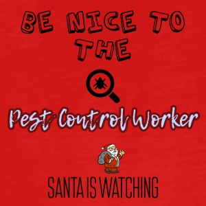 Be nice to the Pest control worker - Teenager Premium Langarmshirt