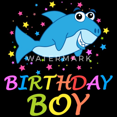 Snapback CapShark Baby Birthday Boy Gift