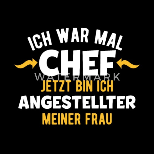 Lustiger Spruch Lustige Spruche Rente Von Chef Snapback Cap
