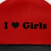 I love Girls Lilyhammer Torgeir - Snapback Cap