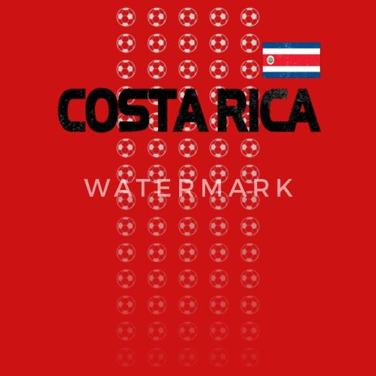 promo code 21d25 7ba1f Costa Rica National Soccer Team Fan Gear Snapback Cap - graphite/black