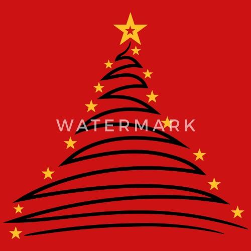 Tannenbaum Weihnachtsbaum Tanne Sterne Frohe Chris Snapback Cap
