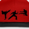 Martial Arts - 3 Fighters - Snapback Cap