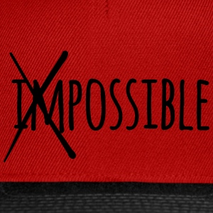 Impossible Possible 1c - Snapback Cap