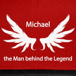 Michael the Man behind the Legend - Snapback Cap
