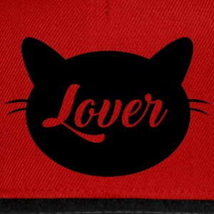 Cat lover - Snapback Cap