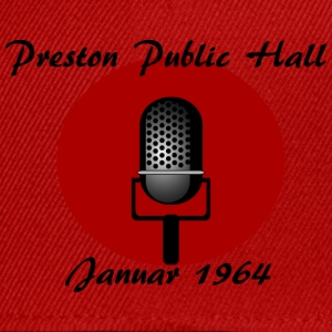 1964 Preston Public Hall - Snapback Cap