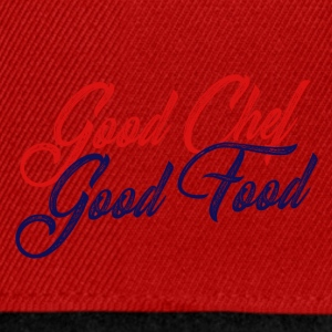 Cuoco / Chef: Buon Chef - Good Food - Snapback Cap