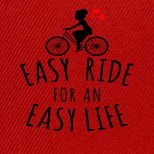 EASY RIDE - Snapback Cap
