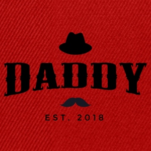 DADDY est. 2018 - Snapback-caps