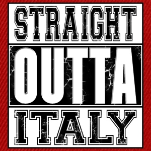 Straight Outta Italy 002 AllroundDesigns - Snapback Cap