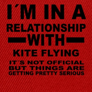 Relationship with KITE FLYING - Snapback Cap