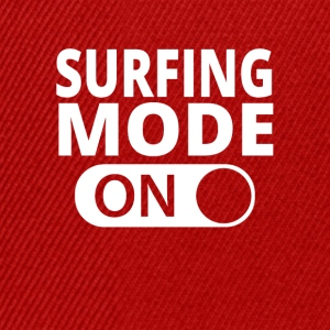 MODE ON SURFING - Snapback Cap
