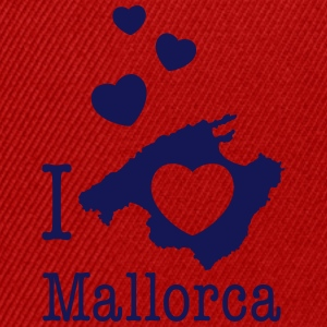Love Mallorca Balearic Islands Spain vacation rentals - Snapback Cap