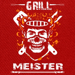Grillmeister2 - Snapback Cap