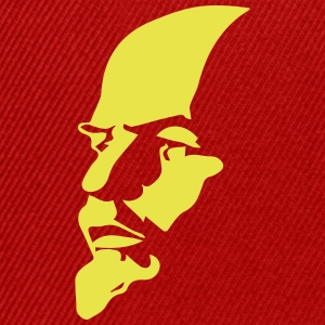Portrait of Communist Lenin - Snapback Cap