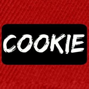 Cookie nero - Snapback Cap
