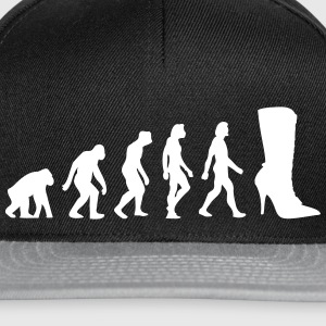 The Evolution Of Shoes - Snapback Cap