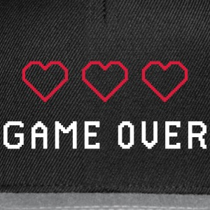GAME OVER RETRO - Snapback Cap