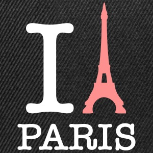 I Love Paris! - Snapback Cap