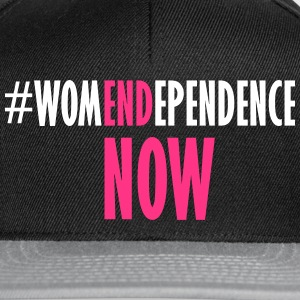 #womendependence - Snapback Cap