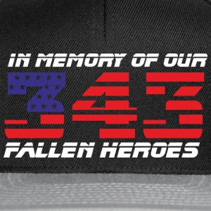 343 - In Memory of - Snapback Cap