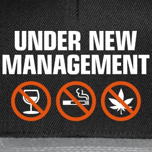 Under New Management - Snapback Cap