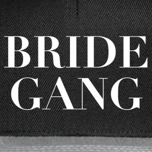 Bride Gang | Animal Fashion - Snapback Cap