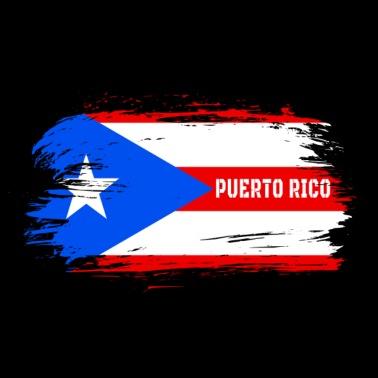 Originalmente regalo de vacaciones Puerto Rico Camiseta premium ... 4d302490fd6