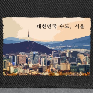 Seoul at Sunset - Snapback Cap