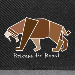 Release the Beast - Snapback Cap